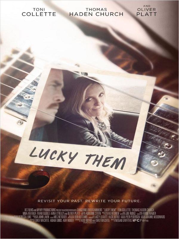 affiche du film Lucky Them