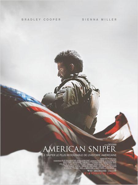 affiche du film American Sniper