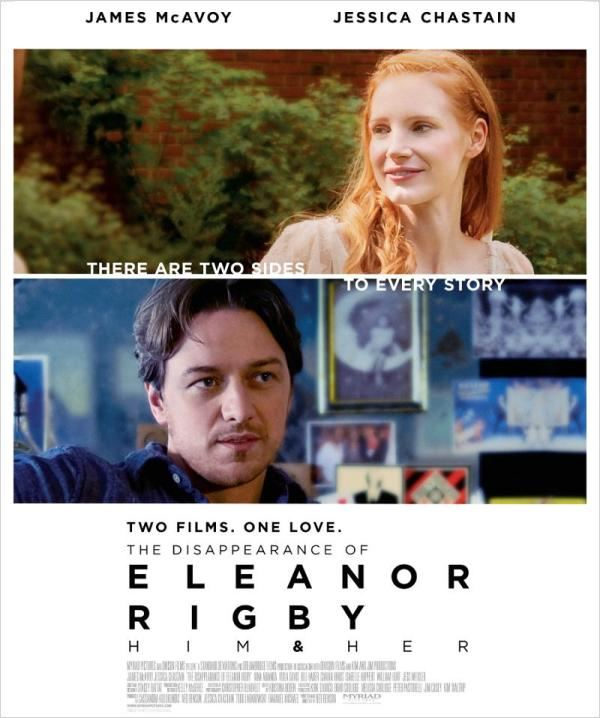 affiche du film The Disappearance of Eleanor Rigby: Her