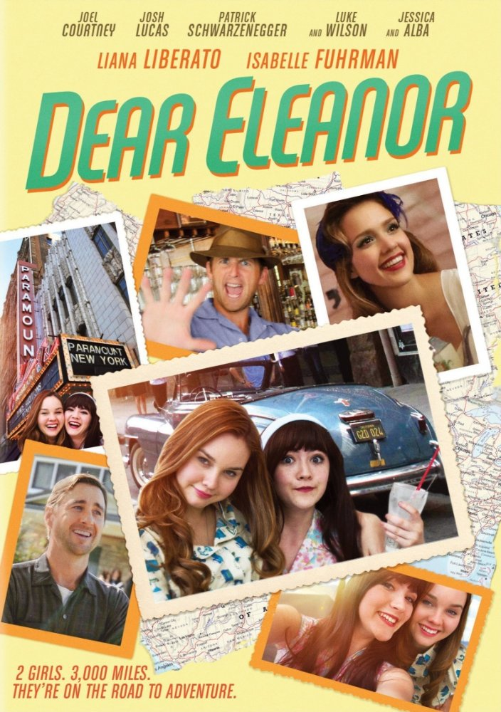 affiche du film Dear Eleanor