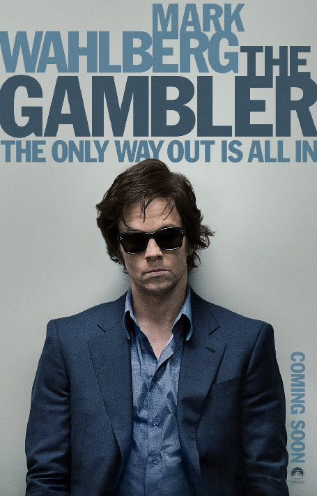affiche du film The Gambler