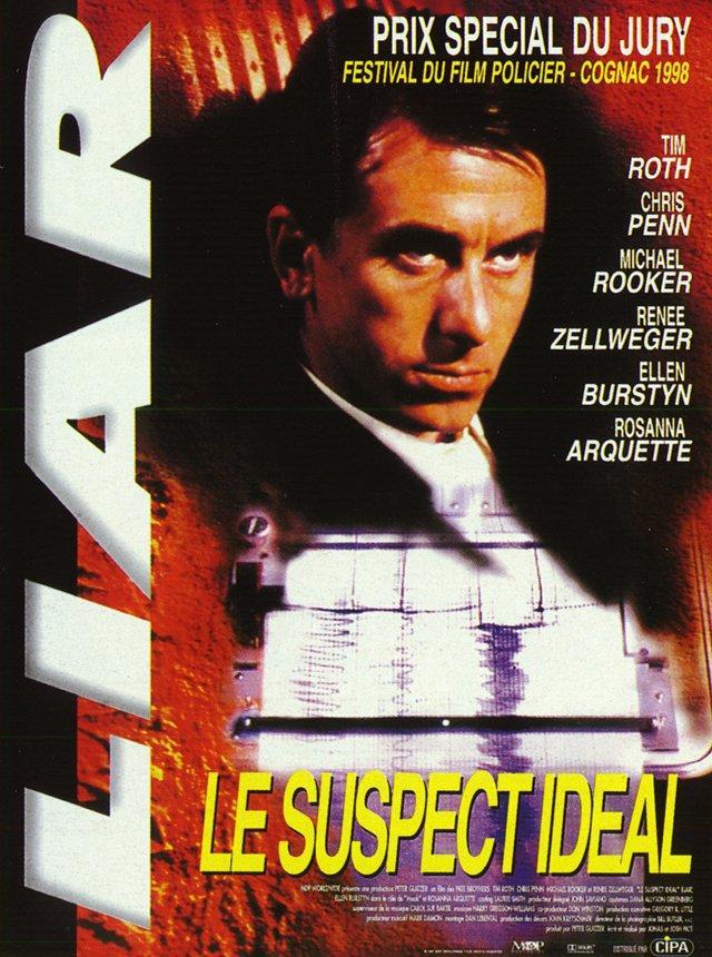 affiche du film Le suspect idéal