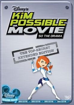 affiche du film Kim Possible, Mission Cupidon (TV)