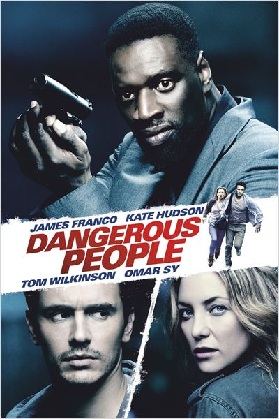 affiche du film Dangerous People