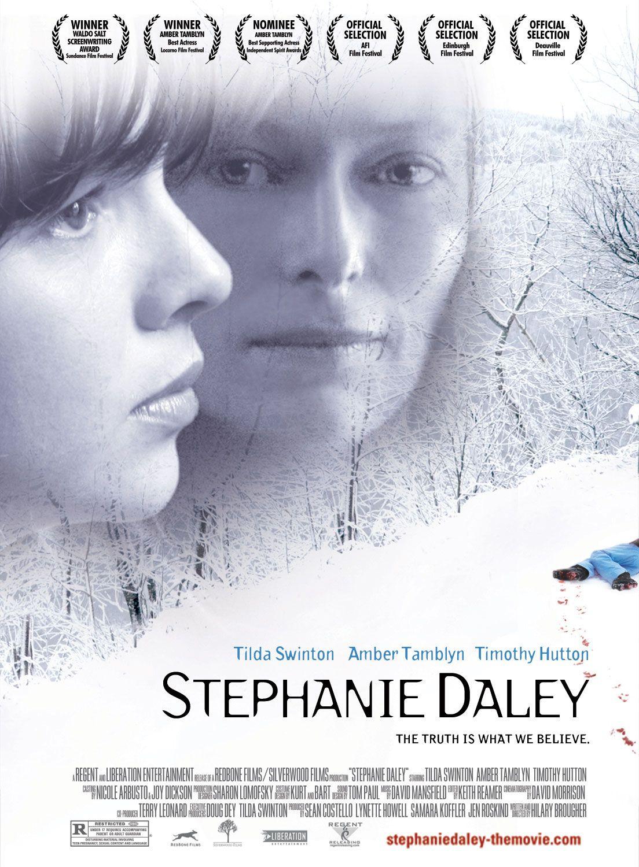 affiche du film Stephanie Daley
