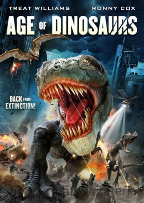 affiche du film Age of Dinosaurs