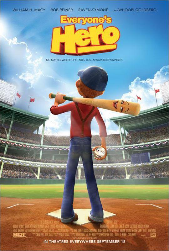 affiche du film Everyone's Hero