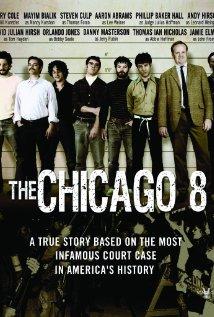 affiche du film The Chicago 8