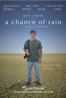 affiche du film A Chance of Rain