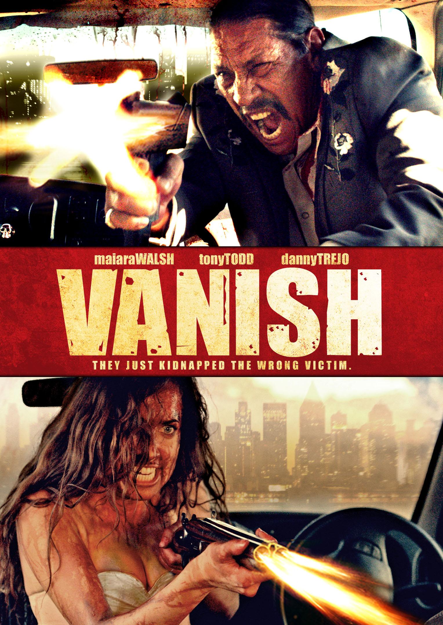 affiche du film VANish