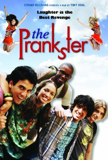 affiche du film The Prankster