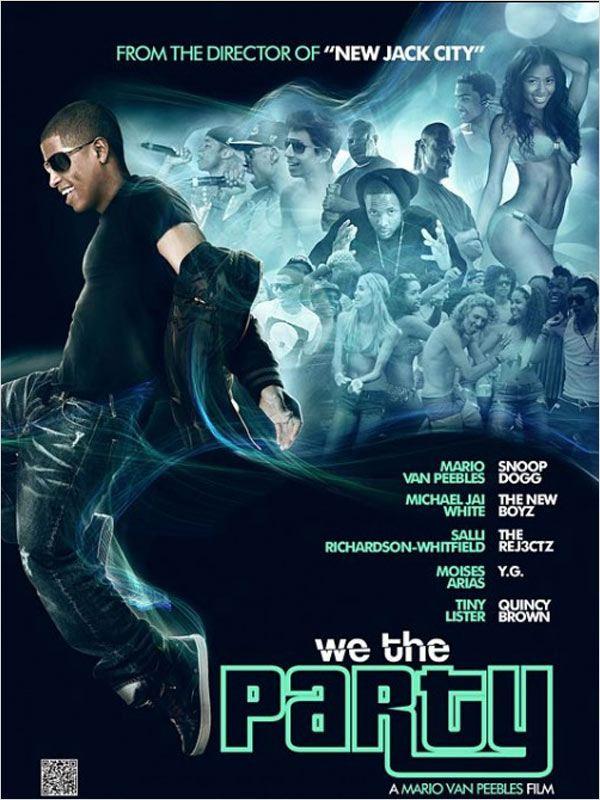 affiche du film We the Party