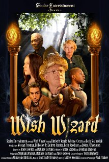 affiche du film Wish Wizard