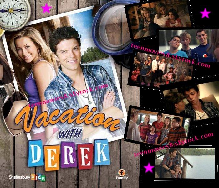 affiche du film Les vacances de Derek (TV)