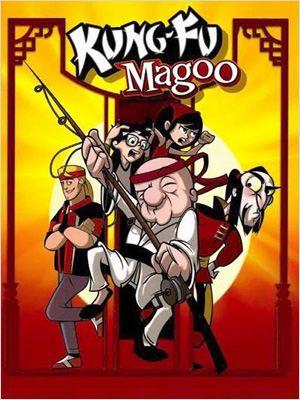 affiche du film Kung-Fu Magoo aux jeux diablolympiques