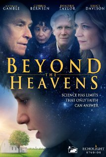 affiche du film Beyond the Heavens