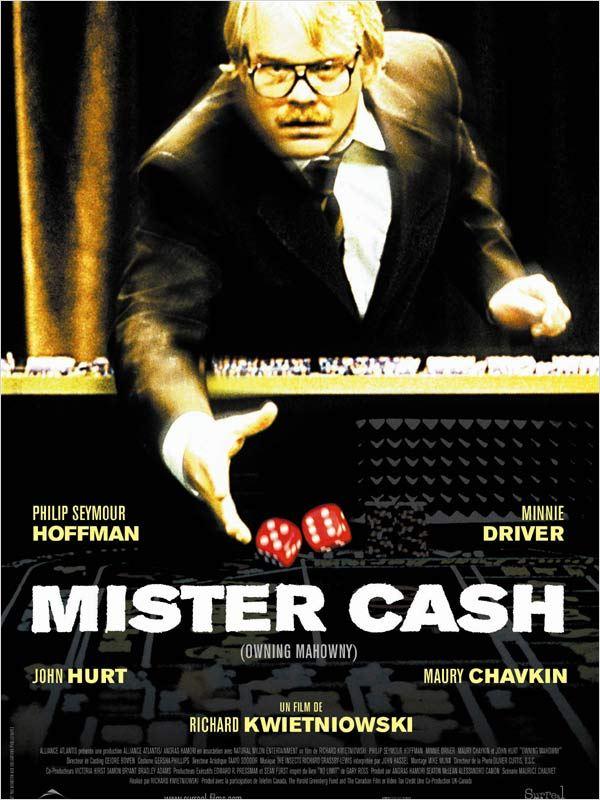 affiche du film Mister Cash