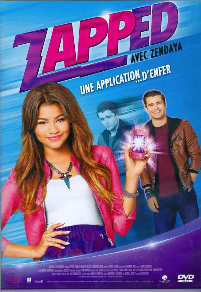 affiche du film Zapped, une application d'enfer (TV)