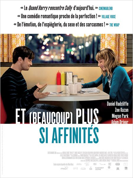affiche du film The F Word