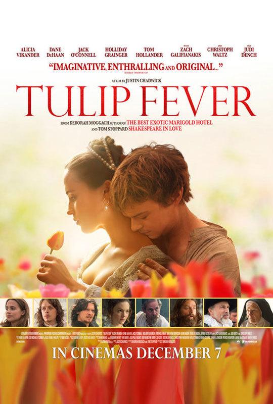 affiche du film Tulip Fever