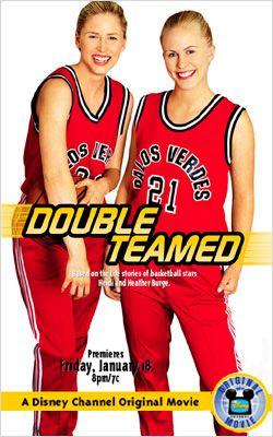 affiche du film Double Équipe (TV)