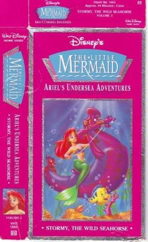 affiche du film La Petite Sirène: Les aventures sous-marines d'Ariel