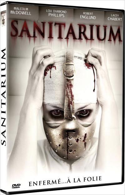 affiche du film Sanitarium