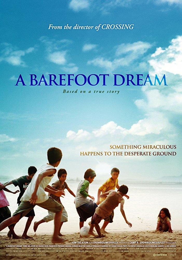 affiche du film A Barefoot Dream