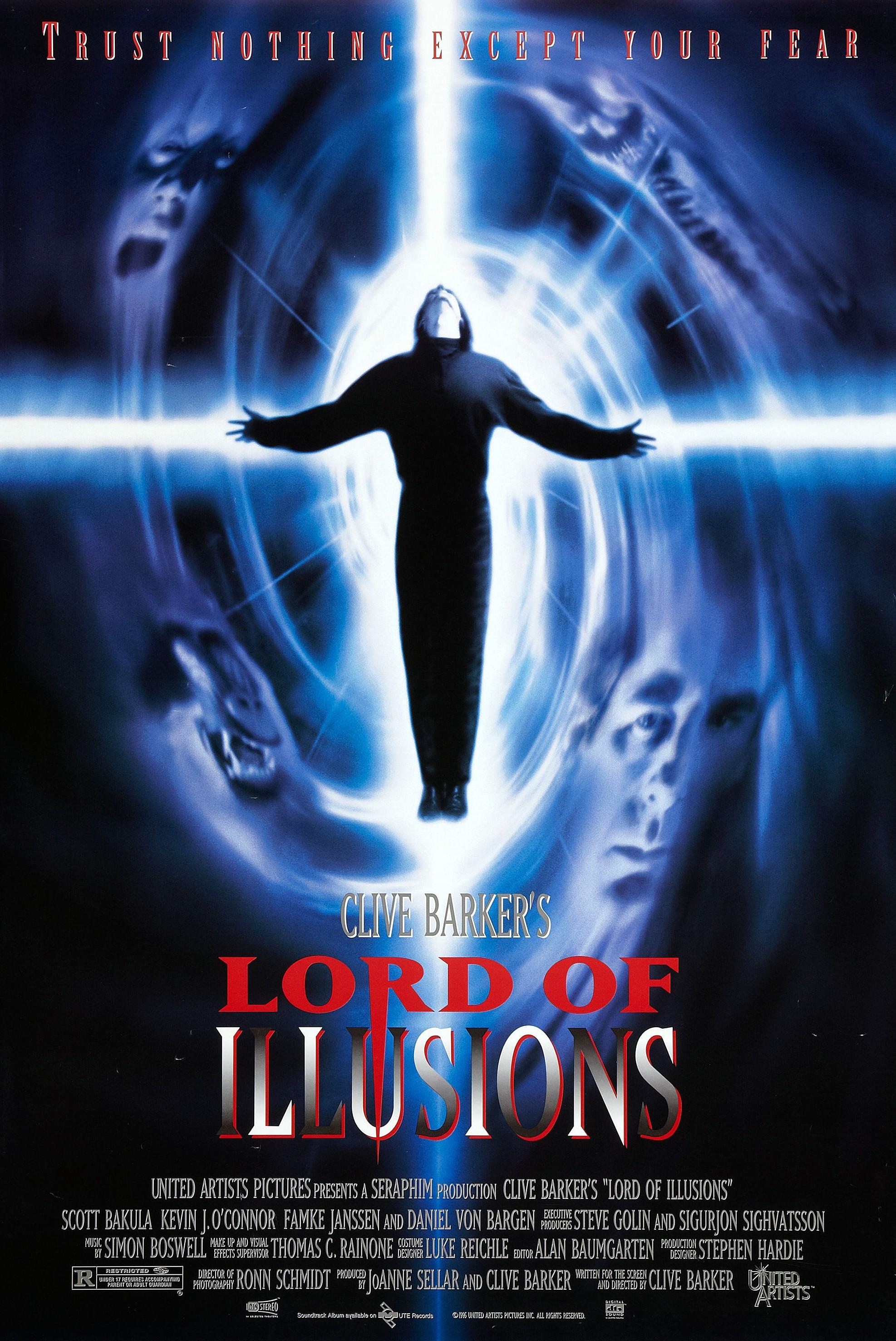 affiche du film Le Maître des illusions