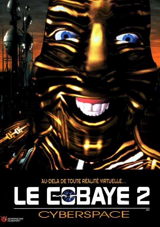 affiche du film Le Cobaye 2