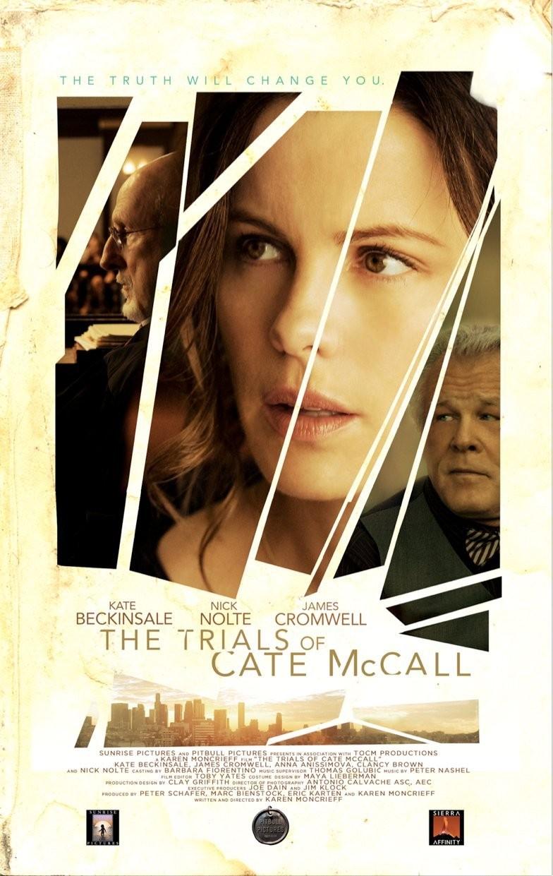 affiche du film The Trials of Cate McCall
