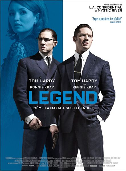 affiche du film Legend