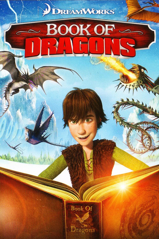 affiche du film Le Livre des Dragons