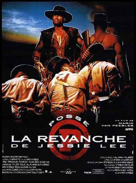 affiche du film La Revanche de Jessie Lee