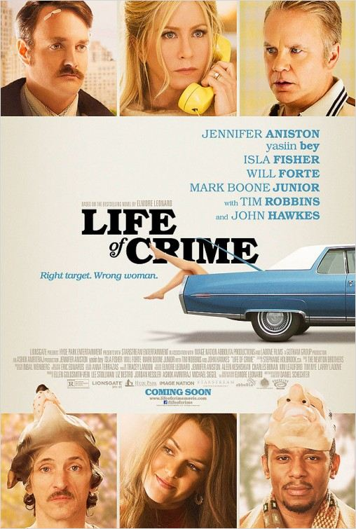 affiche du film Life of Crime