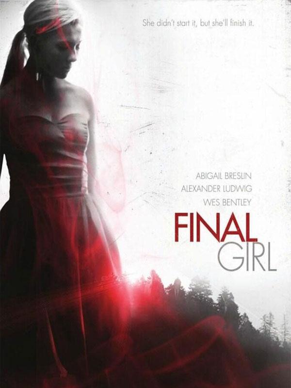 affiche du film Final Girl : La dernière proie