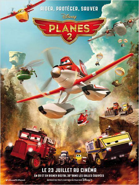 affiche du film Planes 2