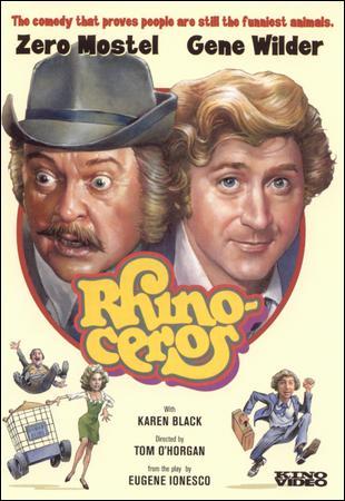 affiche du film Rhinoceros