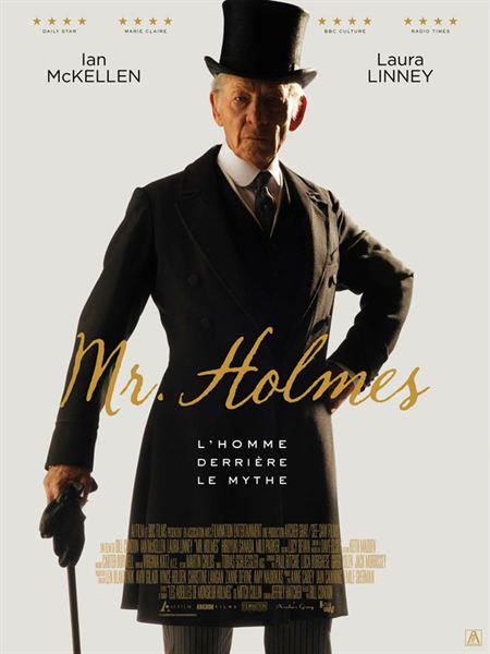 affiche du film Mr. Holmes