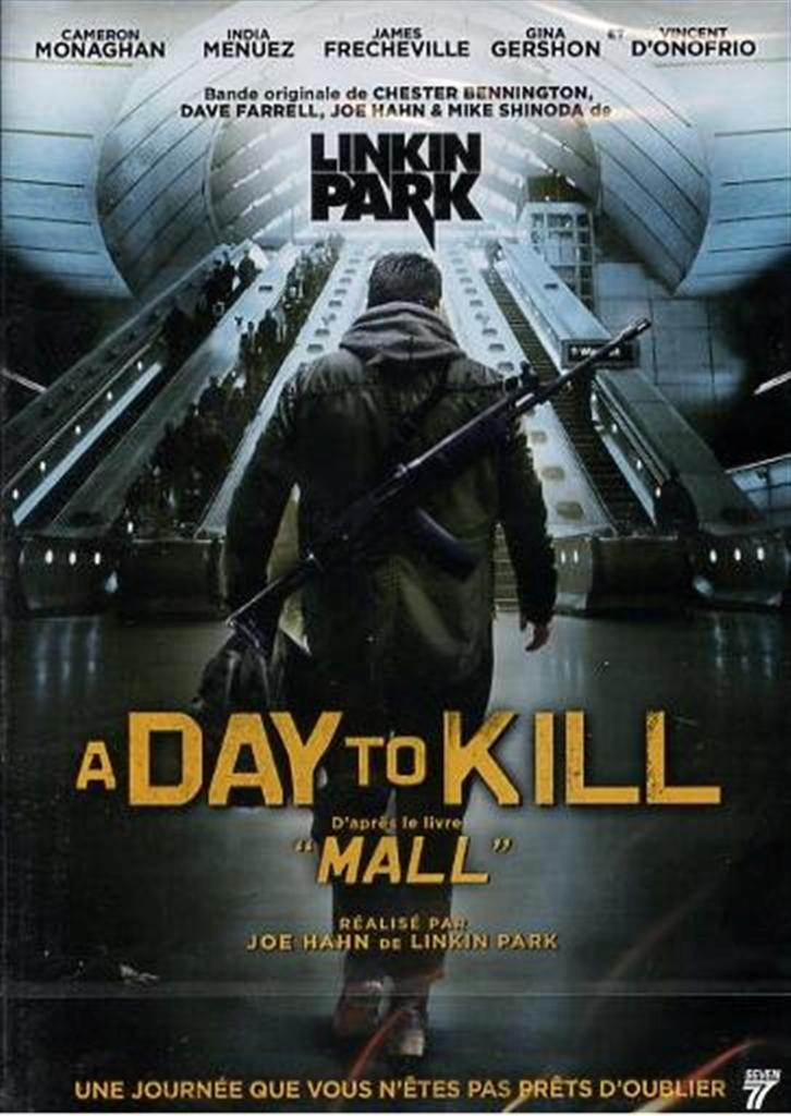 affiche du film A Day to Kill