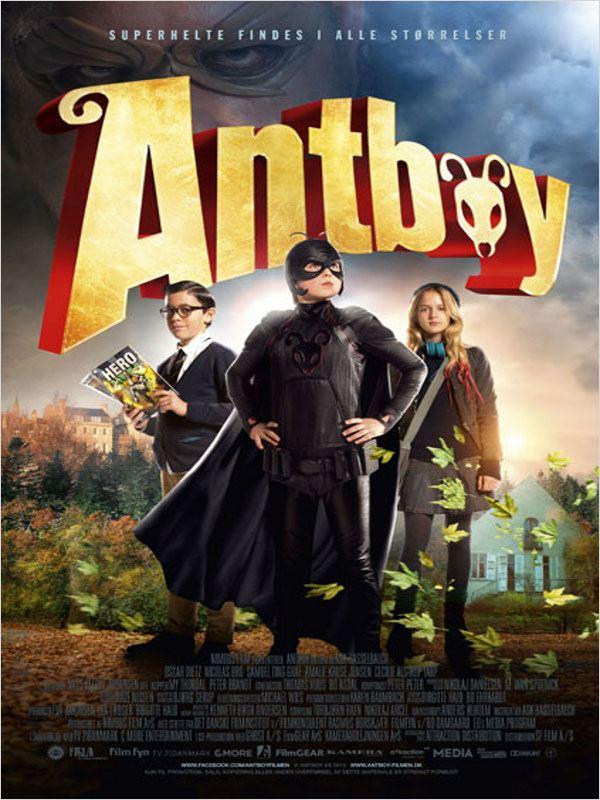 affiche du film Antboy