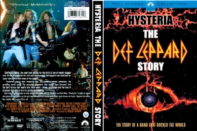 affiche du film Hysteria: The Def Leppard Story (TV)