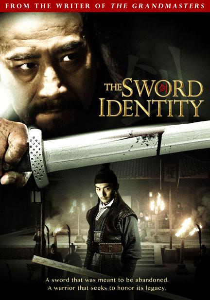 affiche du film Sword Identity