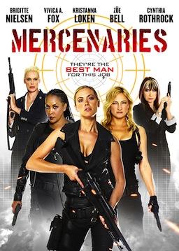 affiche du film Mercenaries