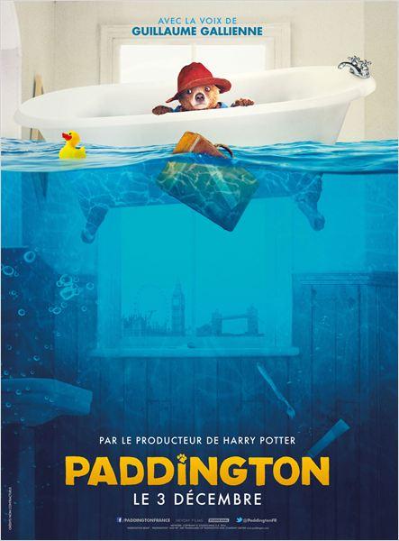 affiche du film Paddington