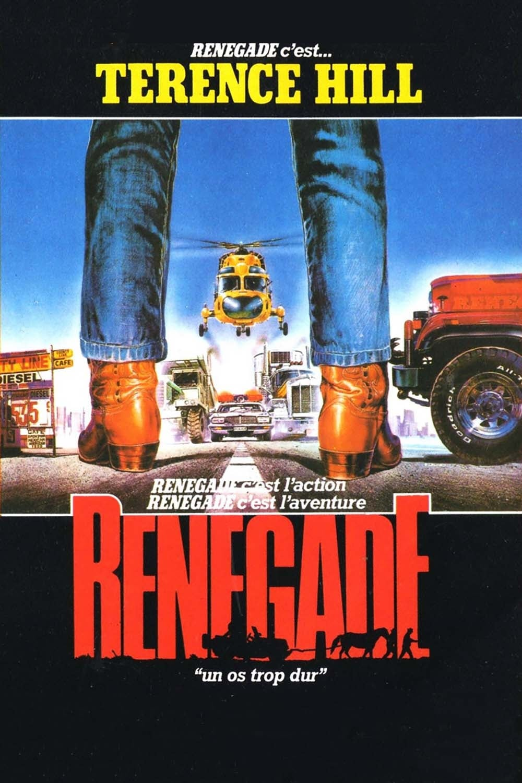 affiche du film Renegade
