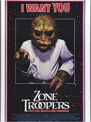 affiche du film Zone Troopers