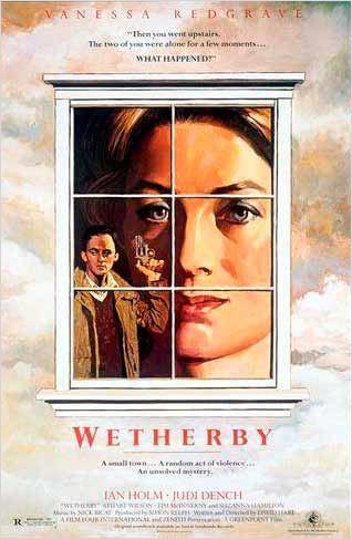 affiche du film Wetherby