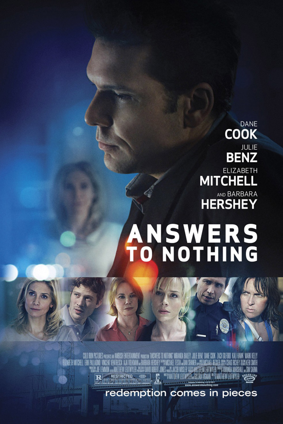affiche du film Answers to Nothing