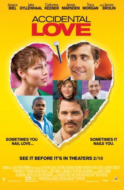 affiche du film Accidental Love